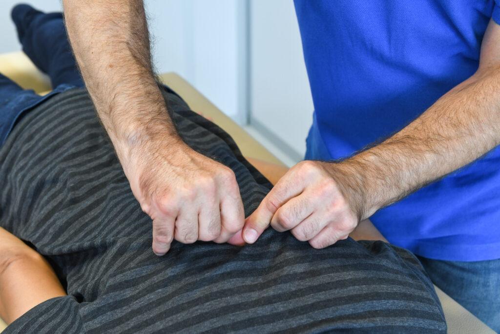 BSR behandeling - rug release