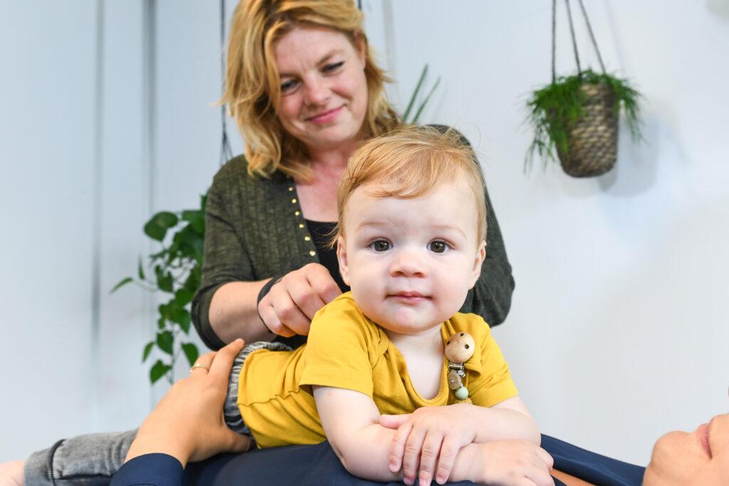 BSR behandeling - baby release